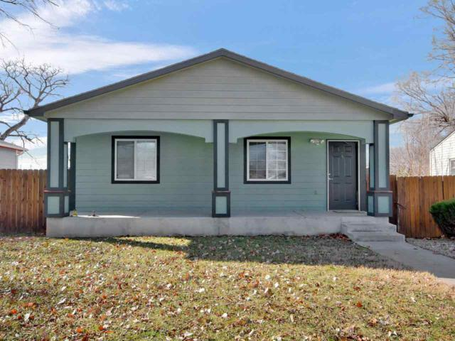 2317 N Burns Ave, Wichita, KS 67204 (MLS #570918) :: On The Move
