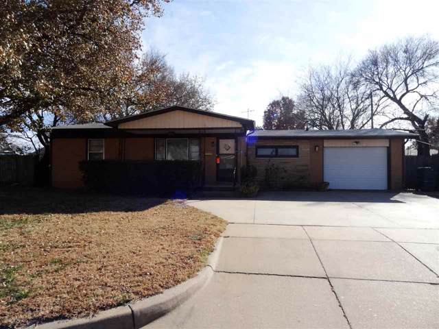 1207 W Alcott, Wichita, KS 67204 (MLS #572065) :: On The Move
