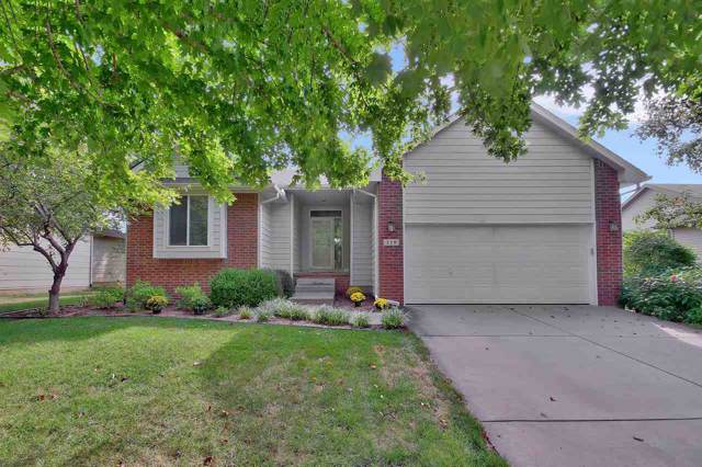 328 Oakmont Ct, Andover, KS 67002 (MLS #572103) :: On The Move