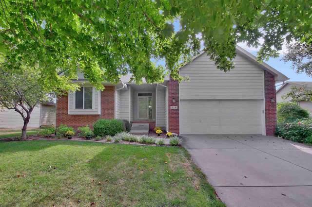 328 Oakmont Ct, Andover, KS 67002 (MLS #572103) :: Lange Real Estate