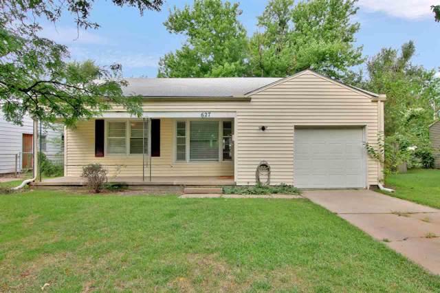 627 S Brookside St, Wichita, KS 67218 (MLS #572115) :: Lange Real Estate