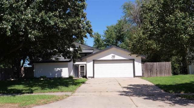 2006 S Lori Ln, Wichita, KS 67207 (MLS #572134) :: Lange Real Estate