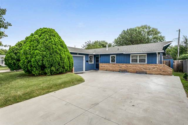 1046 S Wicker Ln, Wichita, KS 67207 (MLS #572137) :: On The Move