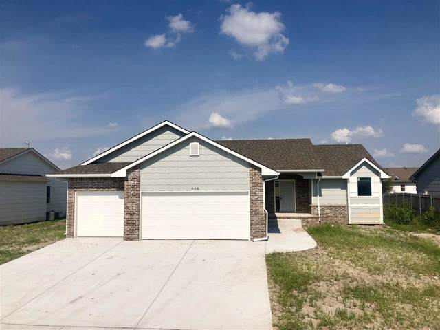 608 S Horseshoe Bend, Maize, KS 67101 (MLS #572138) :: Lange Real Estate