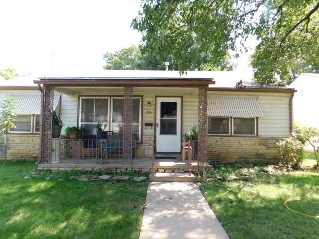 1726 S Estelle, Wichita, KS 67211 (MLS #572146) :: Pinnacle Realty Group