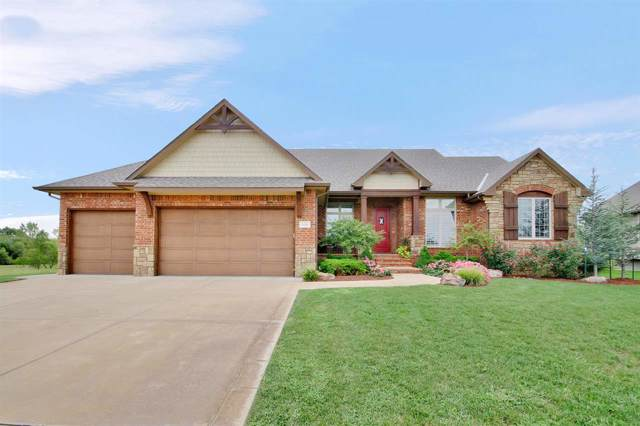 1606 N Lakeside Ct, Andover, KS 67002 (MLS #572148) :: On The Move