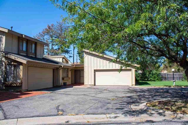 8419 E Harry St 203, Wichita, KS 67207 (MLS #572159) :: Lange Real Estate