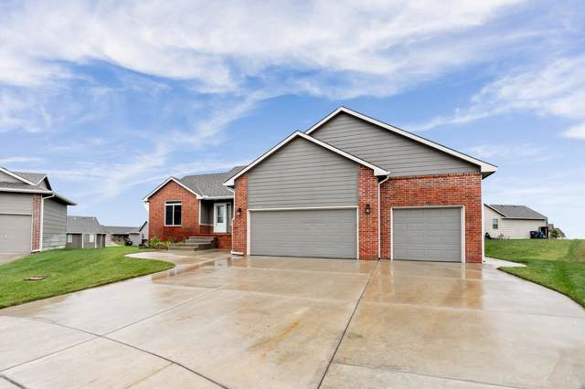 12425 E Casa Bella Ct, Wichita, KS 67207 (MLS #572183) :: Lange Real Estate