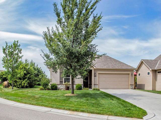 4091 N Goldenrod St, Maize, KS 67101 (MLS #572185) :: On The Move