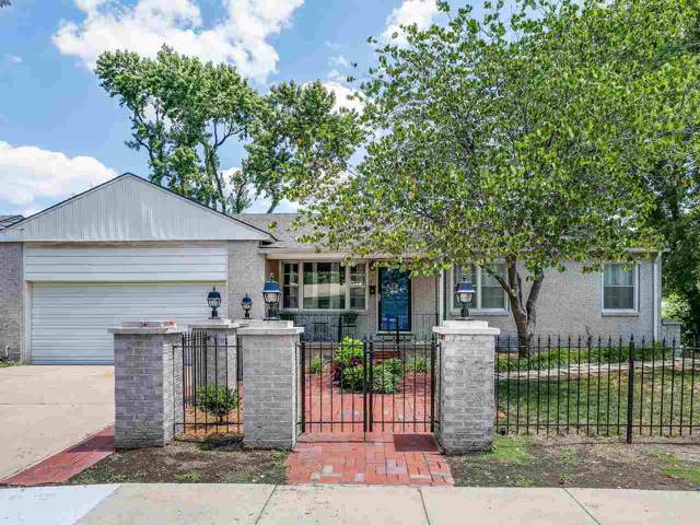656 Courtleigh St, Wichita, KS 67218 (MLS #572188) :: On The Move