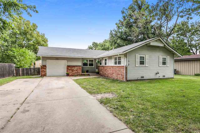 918 N Country Acres Ave, Wichita, KS 67212 (MLS #572206) :: Lange Real Estate