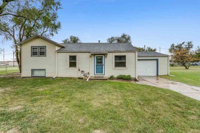721 N Flora, Wichita, KS 67212 (MLS #572218) :: On The Move