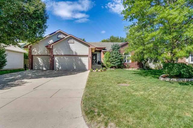 628 N Westchester Dr, Andover, KS 67002 (MLS #572229) :: Lange Real Estate