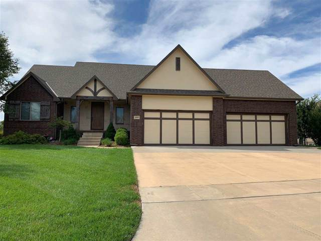 4009 N Bluestem St, Maize, KS 67101 (MLS #572231) :: Lange Real Estate