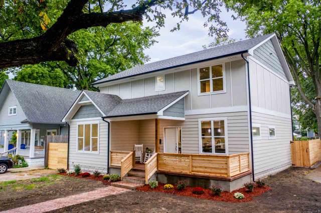 825 N Nims St, Wichita, KS 67203 (MLS #572242) :: Lange Real Estate
