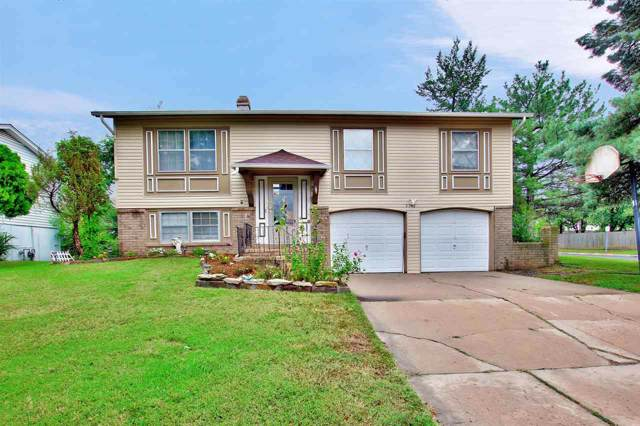 2302 Farmstead St, Wichita, KS 67220 (MLS #572243) :: Lange Real Estate