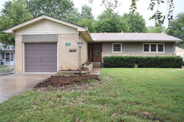 2046 N Woodland Ave., Wichita, KS 67203 (MLS #572244) :: On The Move