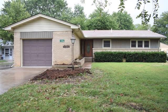 2046 N Woodland Ave., Wichita, KS 67203 (MLS #572244) :: Lange Real Estate