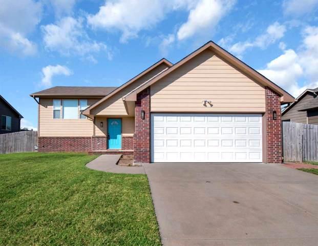 5551 S Meadowview St, Wichita, KS 67216 (MLS #572245) :: Lange Real Estate