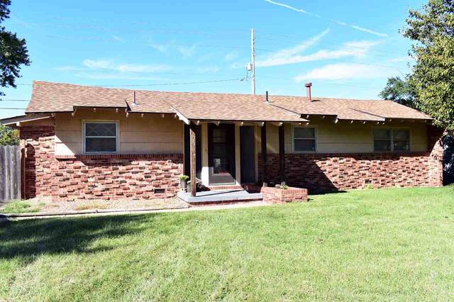 7826 W Jennie, Wichita, KS 67212 (MLS #572246) :: Pinnacle Realty Group