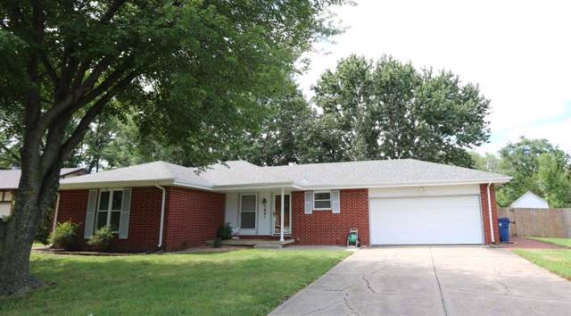 1001 S Cypress St, Wichita, KS 67207 (MLS #572247) :: On The Move