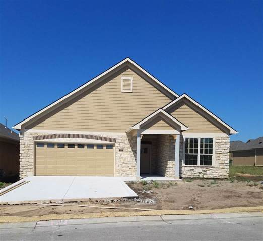 1014 N Cross Creek, Derby, KS 67037 (MLS #572250) :: Lange Real Estate