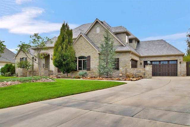 2123 N Keeneland Cir, Wichita, KS 67206 (MLS #572251) :: Lange Real Estate
