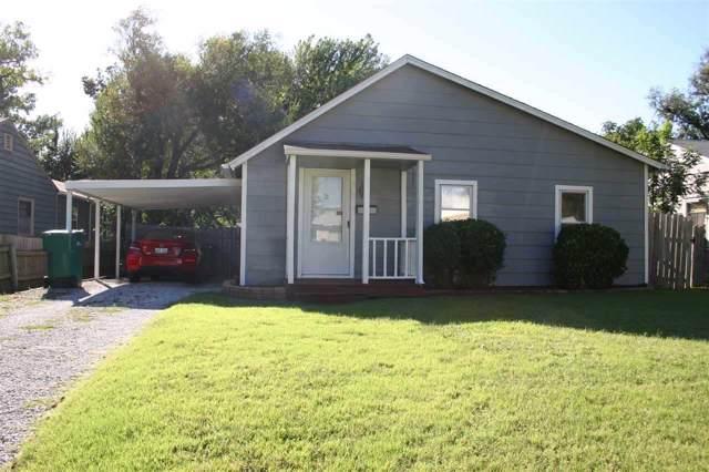 315 N Custer St, Wichita, KS 67203 (MLS #572255) :: Lange Real Estate
