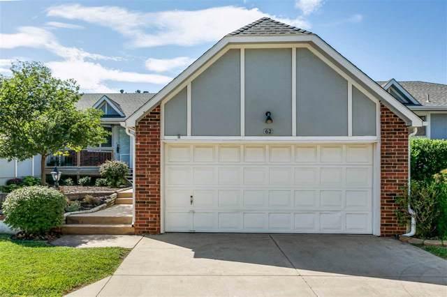 301 S Rock Rd.  #62, Derby, KS 67037 (MLS #572259) :: Lange Real Estate