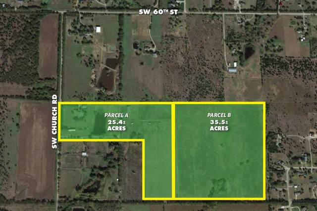 35.5 +/- Acres SW 60th St. & Church Rd., Augusta, KS 67010 (MLS #572279) :: On The Move