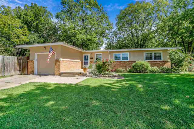 712 S Mansfield St, Wichita, KS 67207 (MLS #572287) :: On The Move