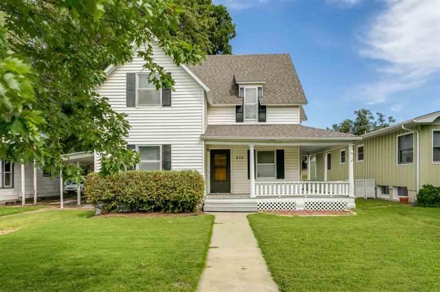 214 E 9th St, Newton, KS 67114 (MLS #572308) :: Lange Real Estate