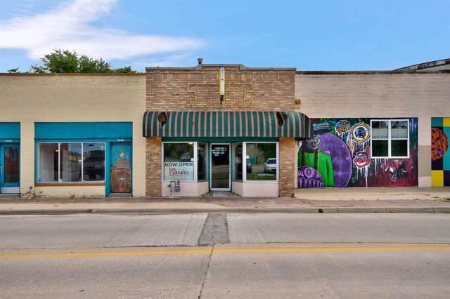 2138 N Market St, Wichita, KS 67214 (MLS #572310) :: Lange Real Estate