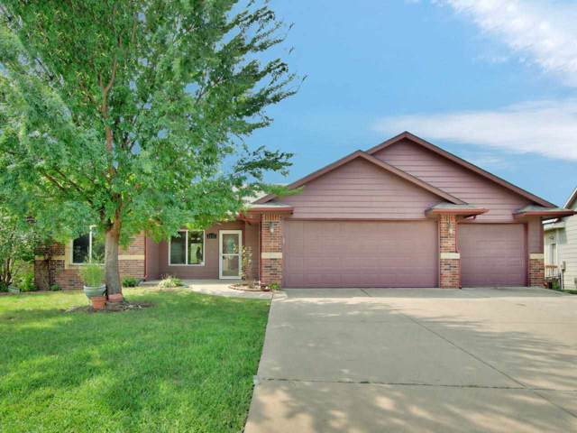 2031 E Quail Hollow St, Derby, KS 67037 (MLS #572311) :: On The Move