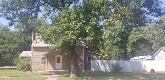 301 N Main St, Belle Plaine, KS 67013 (MLS #572318) :: Pinnacle Realty Group
