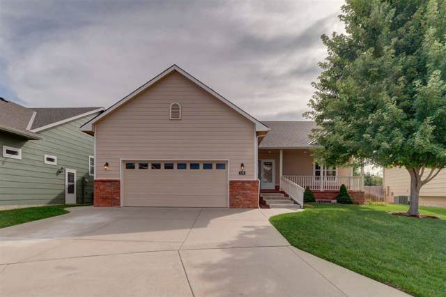 519 Autumn Glen Ct, Newton, KS 67114 (MLS #572328) :: Lange Real Estate