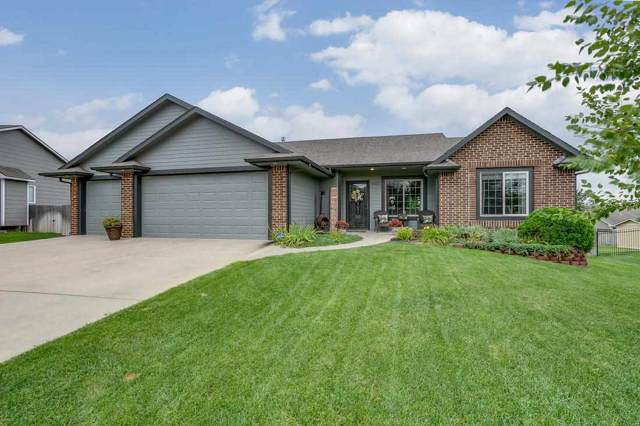 907 E Moss Wood St, Derby, KS 67037 (MLS #572332) :: On The Move