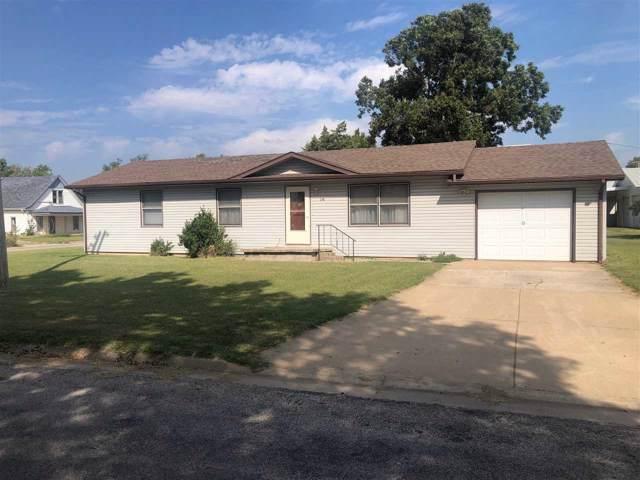 210 E Avenue B, Attica, KS 67009 (MLS #572350) :: Lange Real Estate