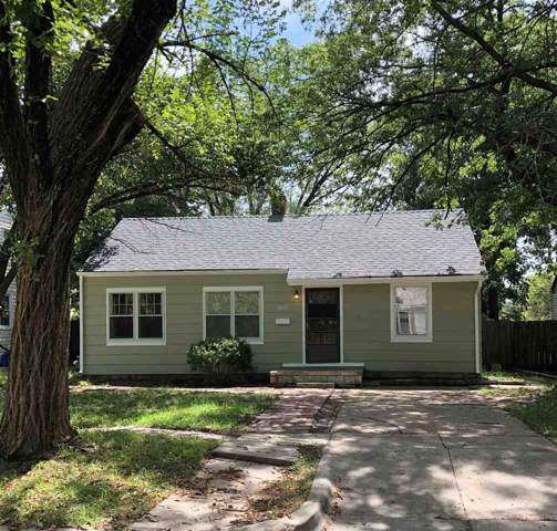 5011 E Elm St, Wichita, KS 67208 (MLS #572355) :: Lange Real Estate