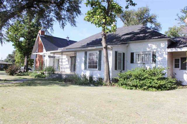 200 N Baltimore, Coldwater, KS 67029 (MLS #572375) :: On The Move