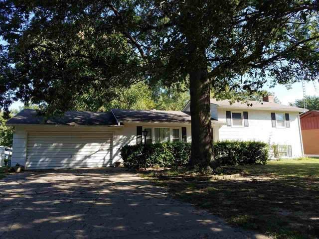 433 Terrace Dr, Wellington, KS 67152 (MLS #572409) :: Lange Real Estate