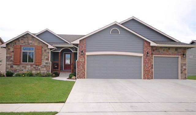 1218 N Lake Ridge Dr, Derby, KS 67037 (MLS #572422) :: Lange Real Estate