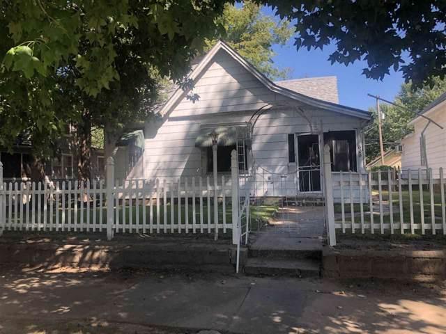 608 N B Street, Arkansas City, KS 67005 (MLS #572426) :: On The Move