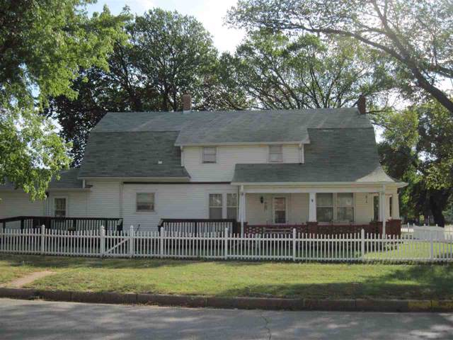 301 E Main St, Anthony, KS 67003 (MLS #572427) :: Lange Real Estate