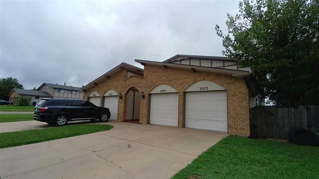 2273 S White Oak Dr, Wichita, KS 67207 (MLS #572430) :: On The Move