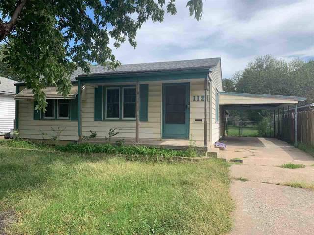 1121 N Jefferson Ave, Wellington, KS 67152 (MLS #572438) :: Lange Real Estate