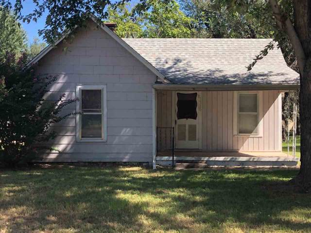1320 N 5th St, Arkansas City, KS 67005 (MLS #572440) :: Lange Real Estate