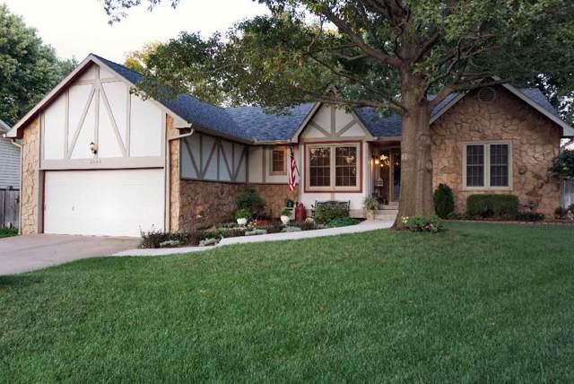 2548 S Teton Cir, Wichita, KS 67215 (MLS #572447) :: Lange Real Estate
