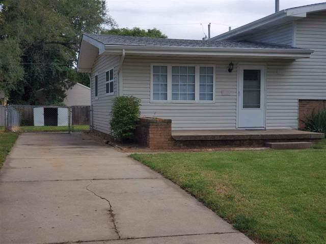 220 S Western Ave, Haysville, KS 67060 (MLS #572452) :: Lange Real Estate