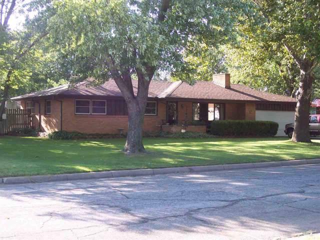 1747 N Sabin St, Wichita, KS 67212 (MLS #572456) :: Lange Real Estate
